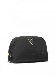 Černá kosmetická taška z kolekce LOVE
