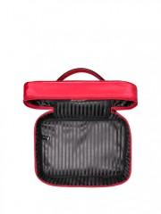Kufřík na kosmetické potřeby a malá kosmetická taštička