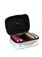 Kosmetické trio kufřík + taštičky