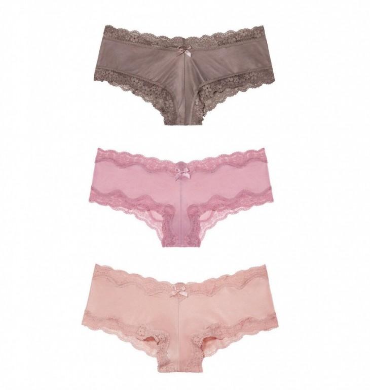 Luxusní set brazilských kalhotek Victoria's Secret vel. XS