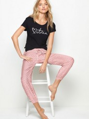 Pohodlné trendy pyžamo Victoria Secret