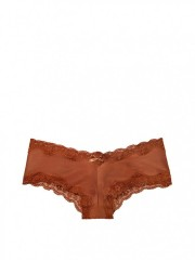 Bronzové luxusní kalhotky