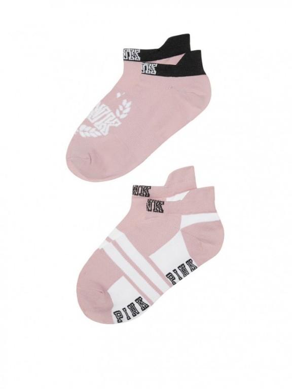 Kotníkové ponožky Ultimate Low Show Socks růžové