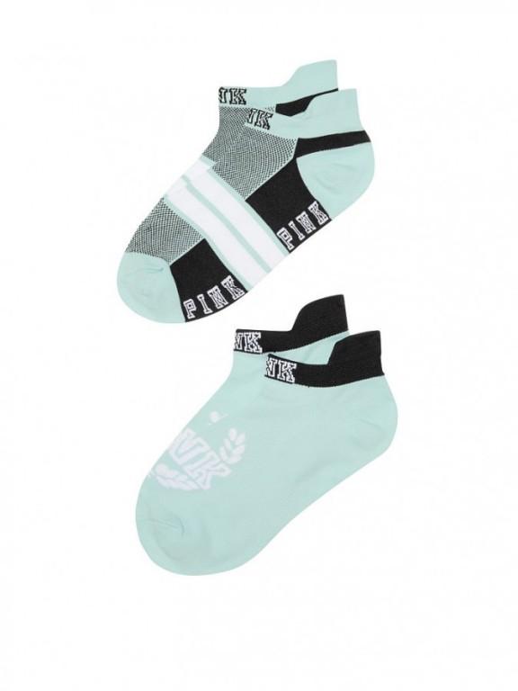 Kotníkové ponožky Ultimate Low Show Socks zelené