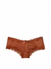 Bronzově hnědé cheeky kalhotky Victorias Secret