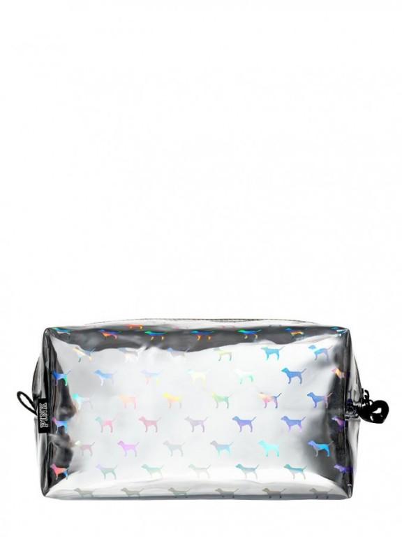 Kosmetická taška Holographic Beauty Bag