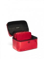 Kosmetický kufřík s malou kosmetickou taštičkou
