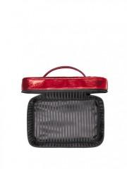 Kosmetický kufřík s malou kosmetickou taštičkou uvnitř