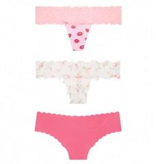 Set barevných kalhotek Victorias Secret vel. S