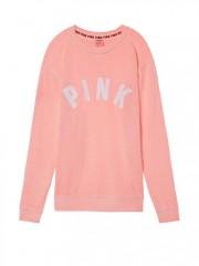 Mikina Victorias Secret PINK s nápisem
