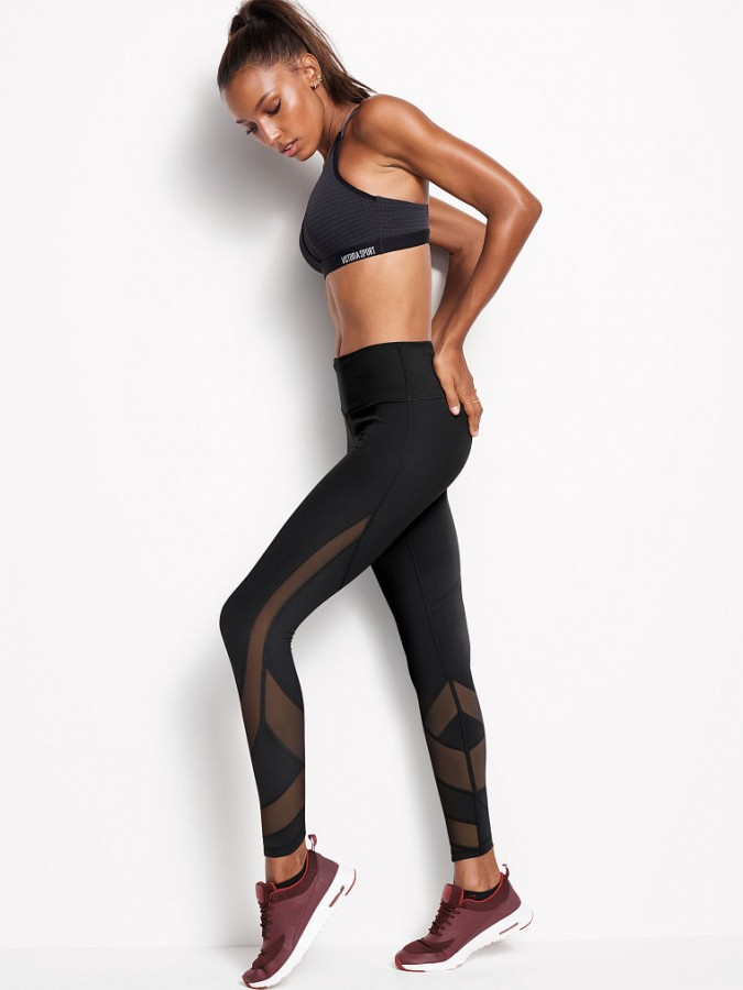Victoria s Secret sportovní legíny Knockout by Victoria Sport Tight ... 3c606fda55
