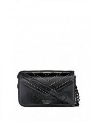 Černá crossbody kabelka Victorias Secret