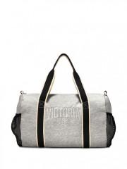 Sportovní taška Victoria Sport šedá