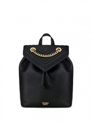 Koženkový batoh Victorias Secret přední část