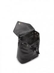 Koženkový batoh Victorias Secret vnitřní uspořádání
