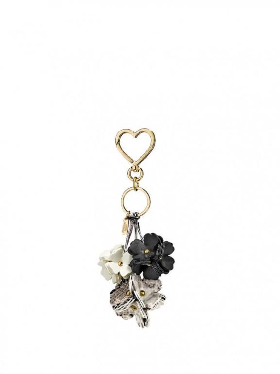 Přívěsek Victoria's Secret Floral Keychain