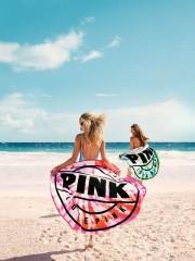 Kulatá plážová osuška Victorias Secret
