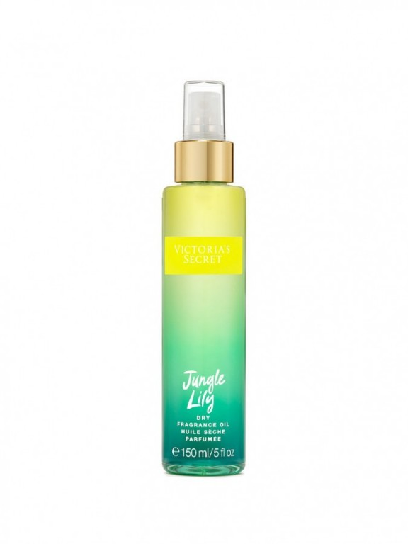 Victoria's Secret suchý tělový olej Neon Paradise Fragrance Body Oil Jungle Lily