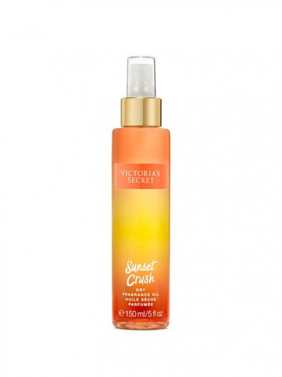 Victoria's Secret suchý tělový olej Neon Paradise Fragrance Body Oil Sunset Crush
