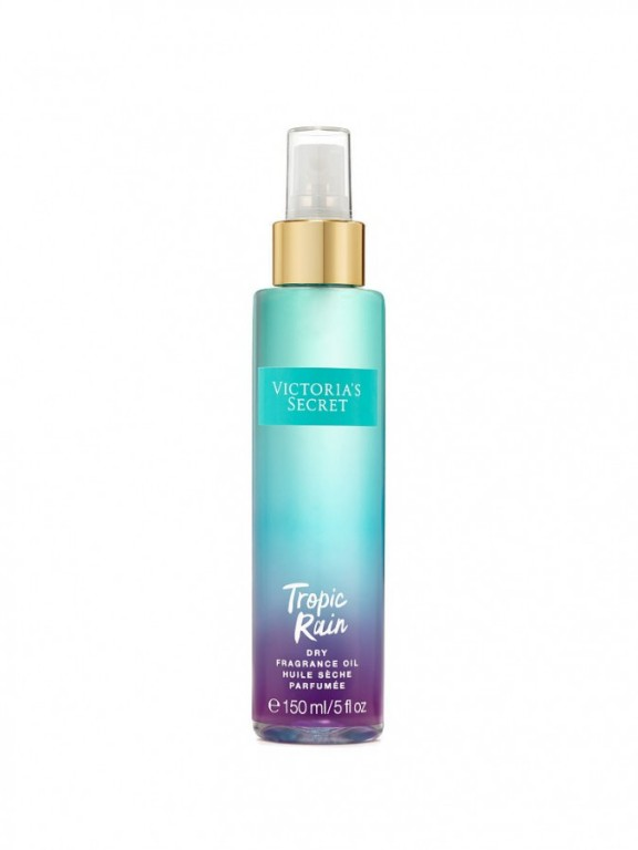 Victoria's Secret suchý tělový olej Neon Paradise Fragrance Body Oil Tropic Rain