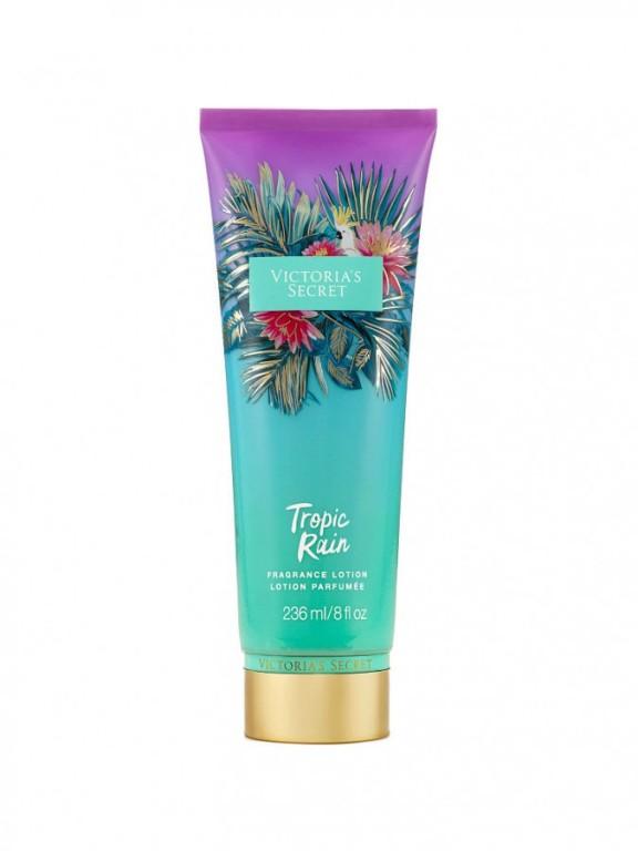 Victoria's Secret tělové mléko Neon Paradise Fragrance Lotion Tropic Rain