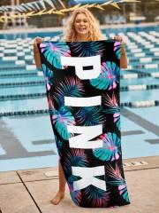 Plážová osuška Victorias Secret Palm Print
