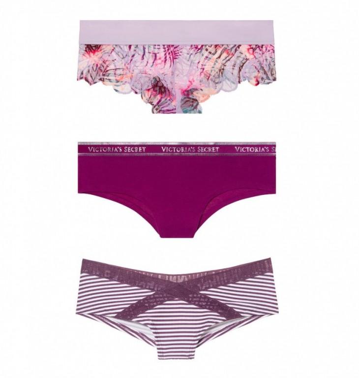 Victoria's Secret set brazilských kalhotek vel. S