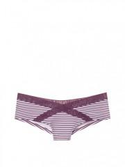 Pruhované brazilské kalhotky Victorias Secret