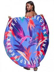Kruhová osuška Victorias Secret PINK