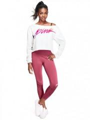 Bezešvé sportovní legíny Victorias Secret PINK
