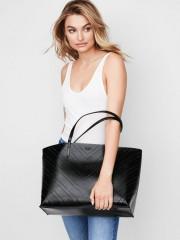Luxusní černá kabelka s psaníčkem
