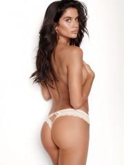 Victorias Secret krémová luxusní sexy tanga