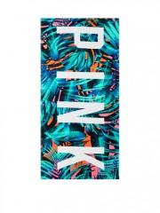 Victorias Secret plážová osuška s palmovým motivem
