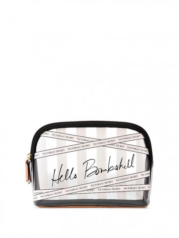Victoria's Secret kosmetická taška Bombshell Beauty Bag