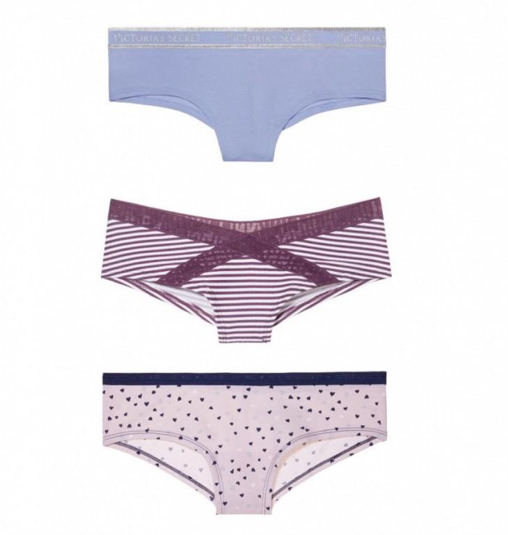 Victoria's Secret set brazilských kalhotek vel. XS
