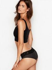Victorias Secret pohodlné kalhotky s krajkou v pase