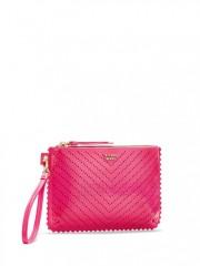 Malé sytě růžové psaníčko Victorias Secret