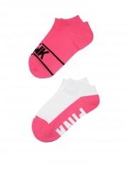 Victorias Secret PINK růžové ponožky