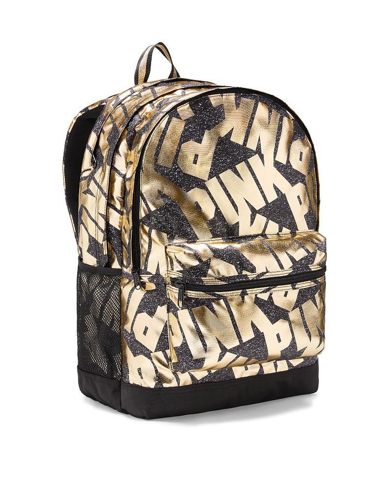 Victoria s Secret PINK pohodlný batoh Bling Campus Backpack  4a7cd7ea31