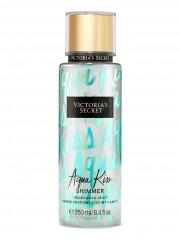 Voňavý tělový sprej se třpytkami Aqua Kiss