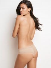 Victorias Secret brazilky v tělové barvě
