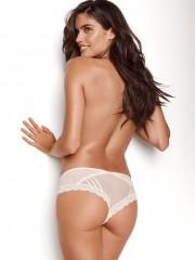 Victorias Secret sexy krajkové brazilské kalhotky