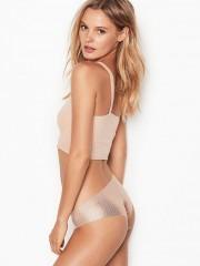 Victorias Secret zlaté bezešví kalhotky