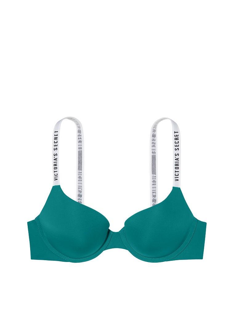 3593d9f1915 ... Victoria s Secret zelená podprsenka Push-Up Full Coverage Bra č.3