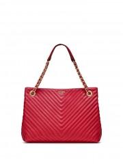 Victorias Secret tmavě červená kabelka