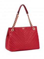 Luxusní kabelka Victorias Secret se zlatými detaily
