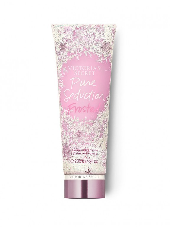 Victoria's Secret tělové mléko Frosted Fragrance Lotion Pure Seduction