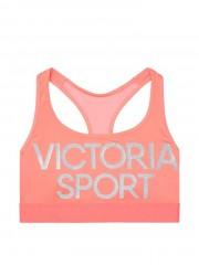 Victoria Sport podprsenka s třpytivým nápisem