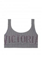 Victoria Sport pruhovaná podprsenka