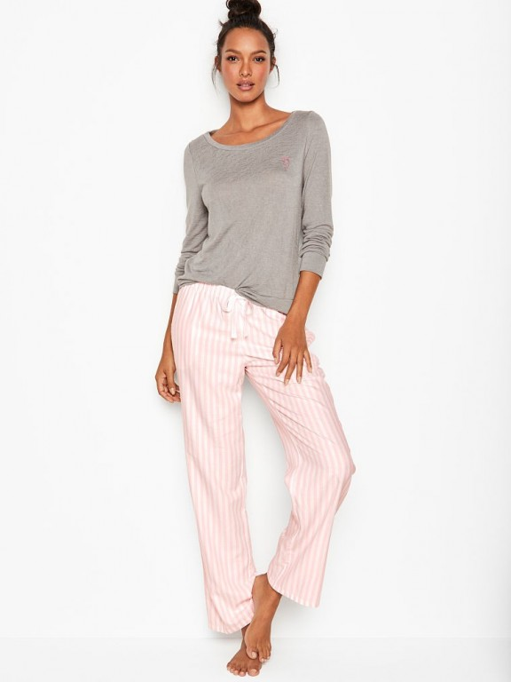 Victoria's Secret pohodlné pyžamo The Lounge PJ